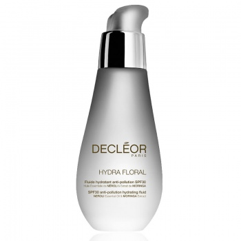 Decleor Hydra Floral Anti-Pollution Hydrating Fluid 50ml