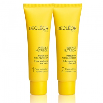 Decleor Intense Nutrition Hydra Nourishing Duo Mask 2*25ml