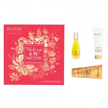 Decleor Wake Up & Be Awesome Radiance Collection Gift Set