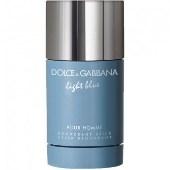 Dolce & Gabbana Light Blue For Men Deodorant Stick 75ml