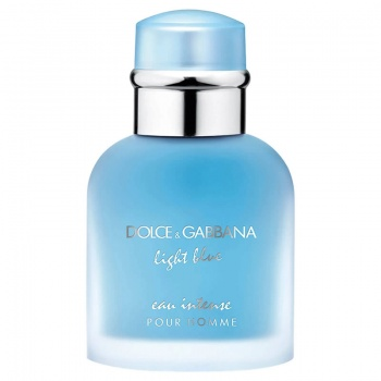 Dolce & Gabbana Light Blue For Men Eau Intense EDP 50ml