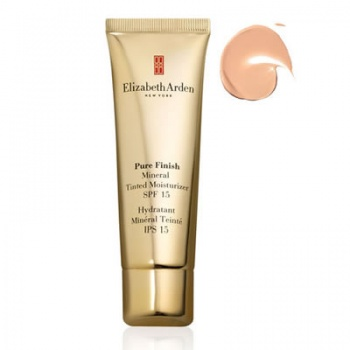 Elizabeth Arden Pure Finish Tinted Moisturiser SPF 15 Fair 50ml