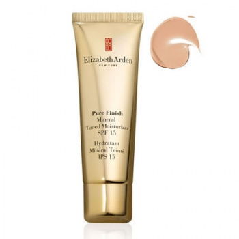 Elizabeth Arden Pure Finish Tinted Moisturiser SPF 15 Light 50ml