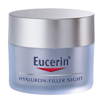 Eucerin Hyaluron-Filler Night Cream 50ml