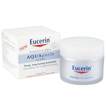 Eucerin AQUAPorin ACTIVE for Normal to Combination Skin 50ml