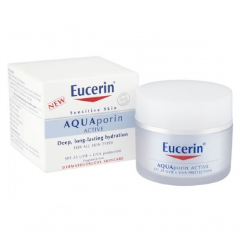 Eucerin Aquaporin Active Hydration SPF 25 UVB + UVA Protection 50ml