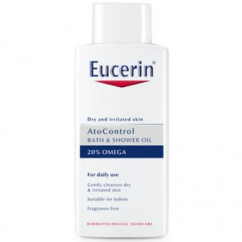 Eucerin AtoControl Bath & Shower Oil 400ml