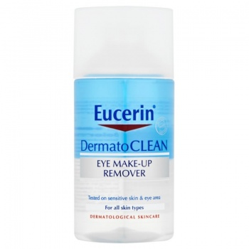 Eucerin DermatoCLEAN Waterproof Eye Make-up Remover 125ml