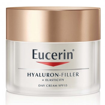 Eucerin Elasticity + Filler Day Cream SPF15 50ml