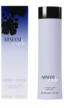 Giorgio Armani Code for Women Body Lotion 200ml