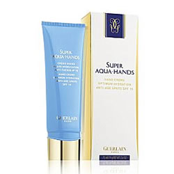 Guerlain Super Aqua Hand Cream SPF 15 75ml