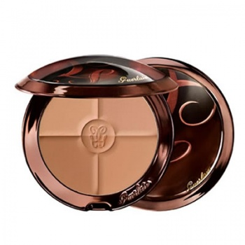 Guerlain 4 Seasons Tailor-Made Bronzing Powder Sheer Brunettes 03 10g