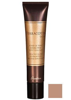 Guerlain Terracotta Skin Healthy Glow Foundation Brunettes 30ml