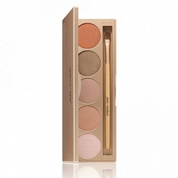 Jane Iredale Pure Pressed Eye Shadow Kit Perfectly Nude