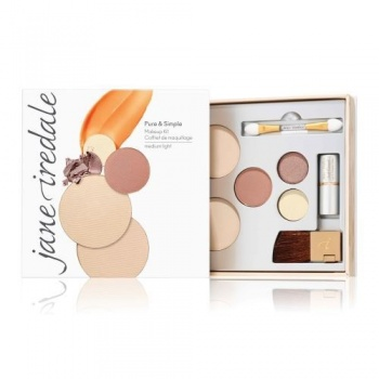 Jane Iredale Pure & Simple Make-Up Kit Medium Light