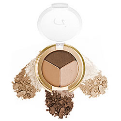 Jane Iredale Triple Eyeshadow Triple Cognac