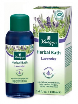 Kneipp Herbal Bath Lavender 100ml (Stress/Balance)