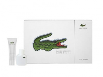 Lacoste L.12.12 Blanc Gift Set EDT 30ml
