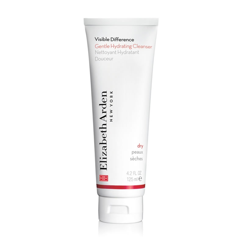 1173f39fc21 Elizabeth Arden Visible Difference Gentle Cleanser 150ml (Dry Skin)