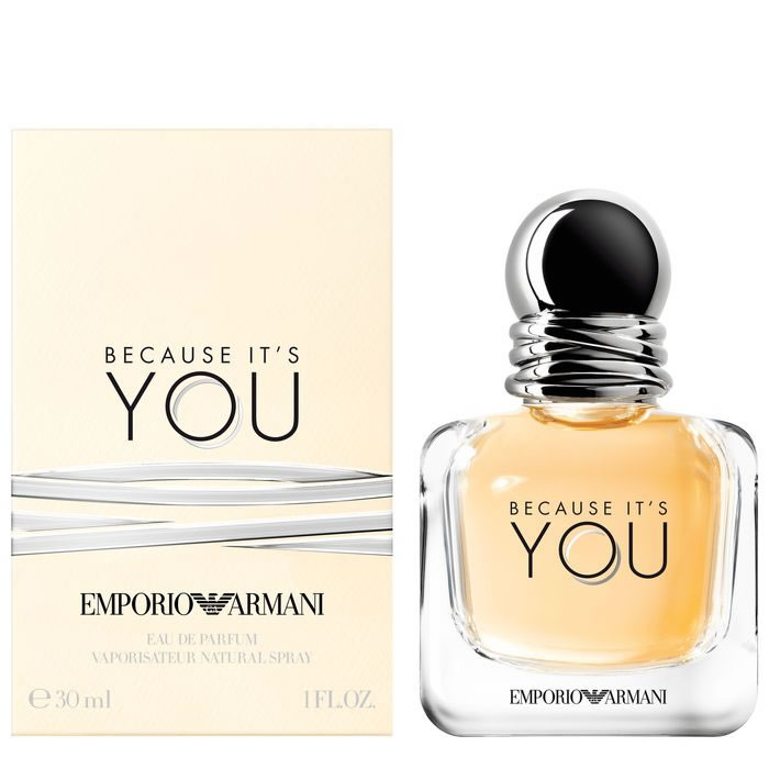 1a3eaf0b35 Emporio Armani Because It's You EDP 30ml