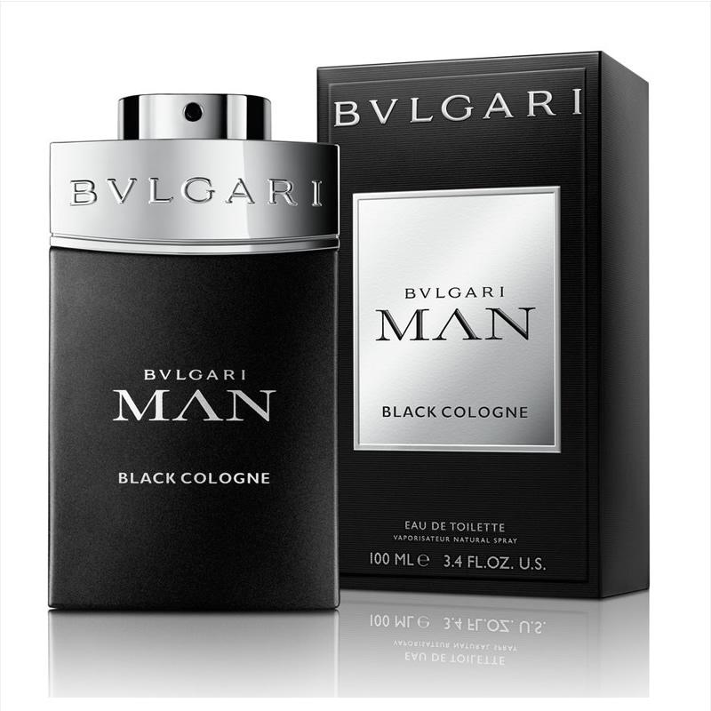 BVLGARI Man Black Cologne eau de