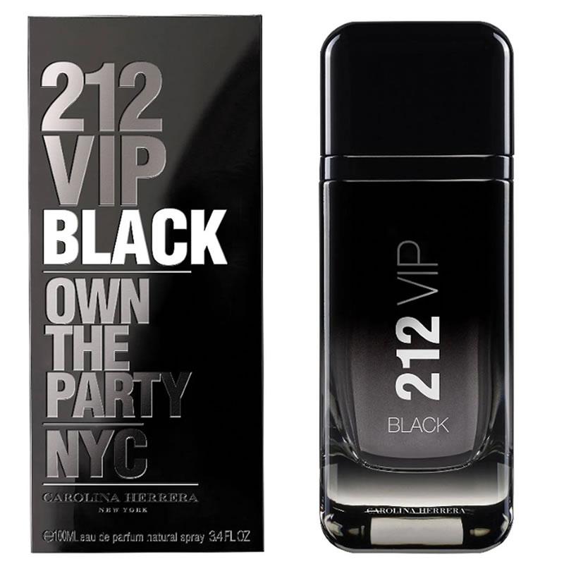 212 VIP Black by Carolina Herrera for