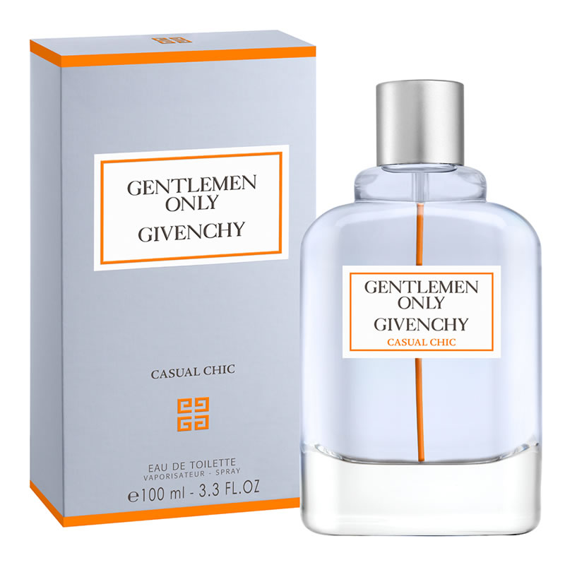 eef6878548 Givenchy Gentlemen Only Casual Chic EDT 100ml For Men