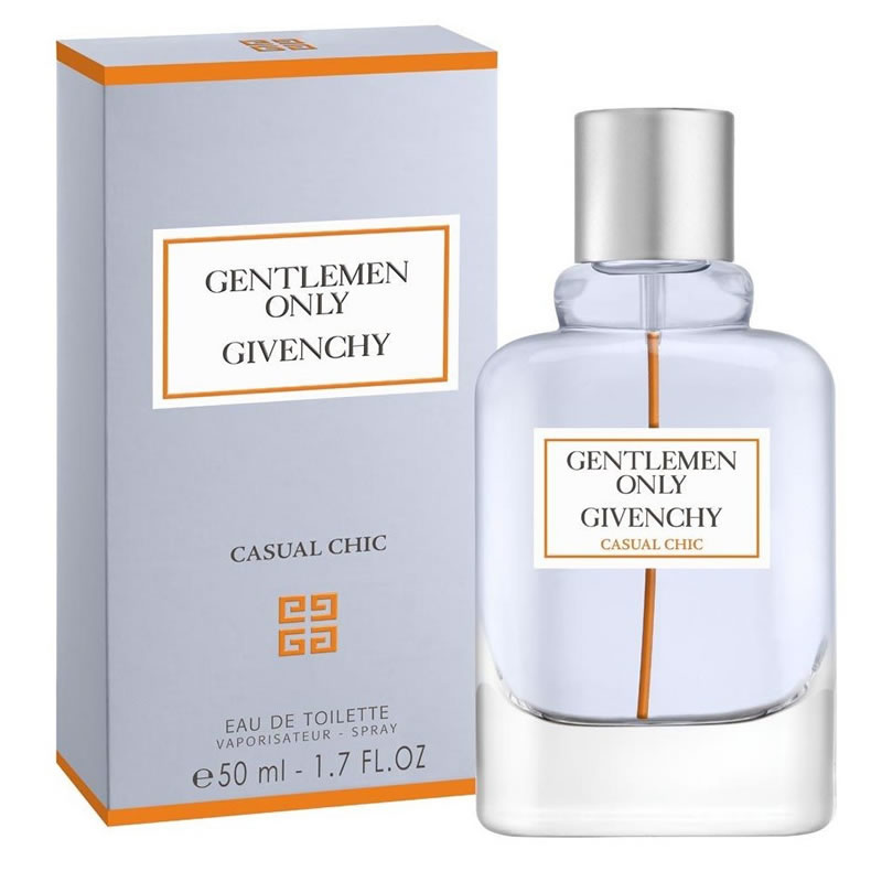 de24f08cf5 Givenchy Gentlemen Only Casual Chic EDT 50ml For Men