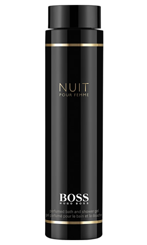 3001a9ebe4a640 Hugo Boss Nuit Pour Femme Shower Gel 200ml