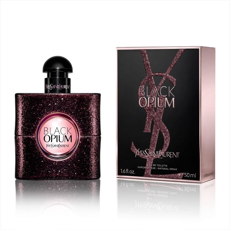 Yves Saint Laurent Ysl Black Opium Edt 50ml