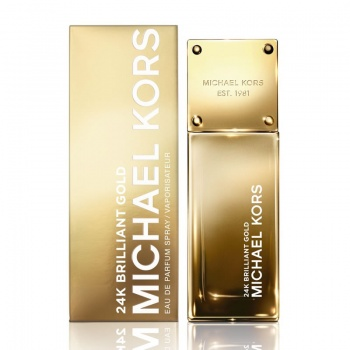 Michael Kors 24K Brilliant Gold Eau De Parfum 50ml