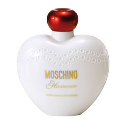 Glamour Bubble Bath and Shower Gel by Moschino 200ml