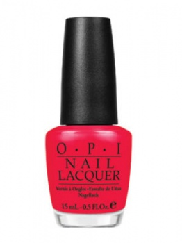 OPI Holland Red Lights Ahead...Where? 15ml