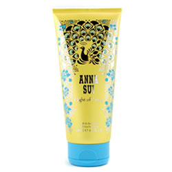 Anna Sui Flight Of Fancy Bath and Shower Gel 200ml