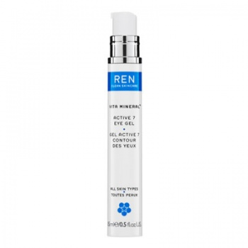 REN Vita Mineral Active 7 Radiant Eye Gel 15ml