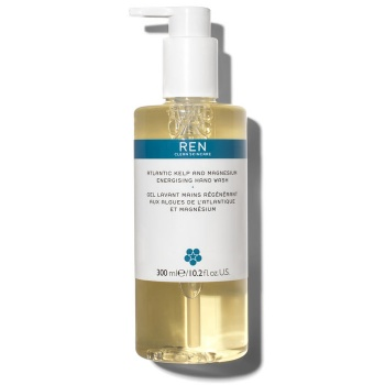REN Atlantic Kelp And Magnesium Anti-Fatigue Hand Wash 300ml