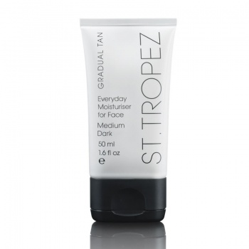 St. Tropez Everyday Gradual Tan Face - Medium/Dark 50ml