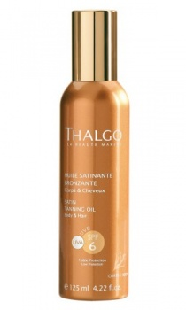 Thalgo Satin Tanning Oil SPF 6 125ml