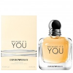 Emporio Armani Because It's You EDP 100ml