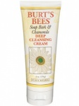 Burt's Bees Soap Bark and Chamomile Deep Cleansing Cream 170g