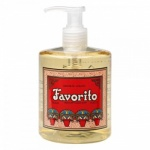 Claus Porto Favorito Red Poppy Liquid Soap 400ml