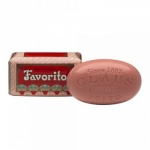 Claus Porto Favorito Red Poppy Soap 350g