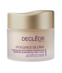 Decleor Excellence De L'Age Night Cream 50ml