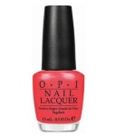 OPI I Eat Mainely Lobster 15ml