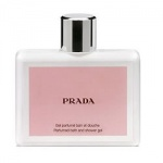 Prada Amber Bath and Showergel 200ml