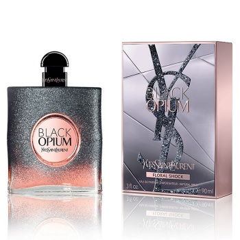 Yves Saint Laurent YSL Black Opium Floral Shock EDP 90ml
